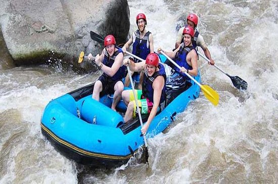 Bali Day Trip White Water Rafting and...