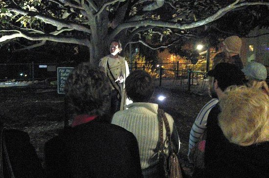 Asheville Ghost Walking Tour with...