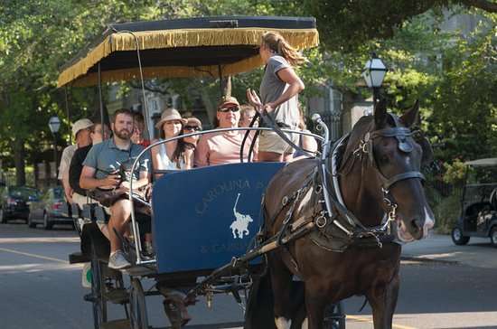 Private Historic Carriage Tour of ...