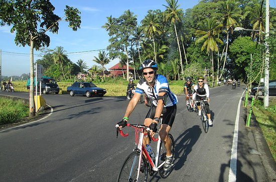 Morning Bike Tour in Bali Village