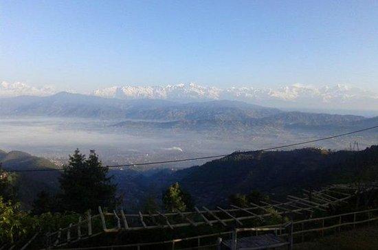 Passeio de Kathmandu e Caminhada...
