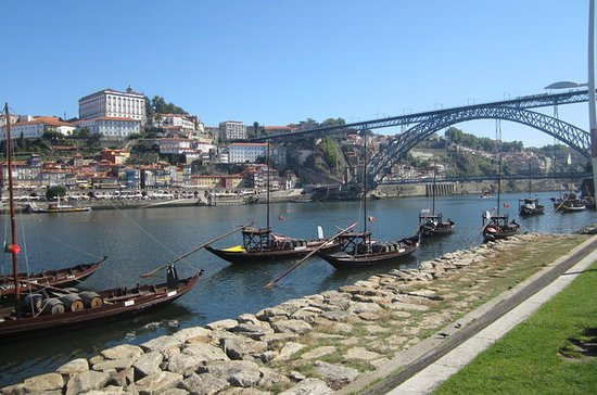 Porto City Tour with River Cruise...