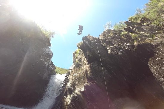 Extreme Canyoning from Porto