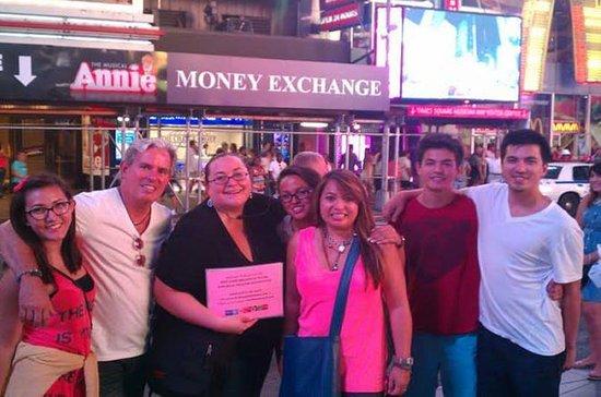 Glee Broadway Fan Walking Tour