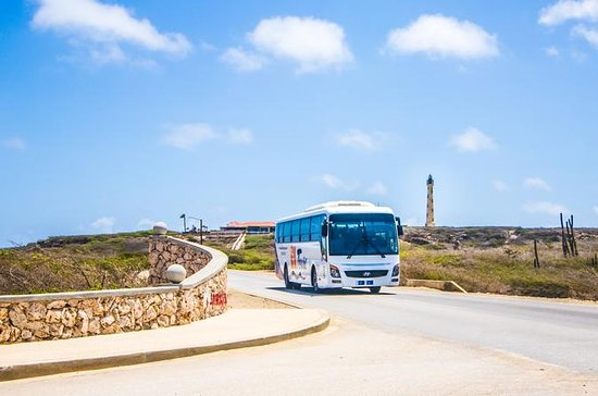 Aruba Island Highlights Tour via Bus...