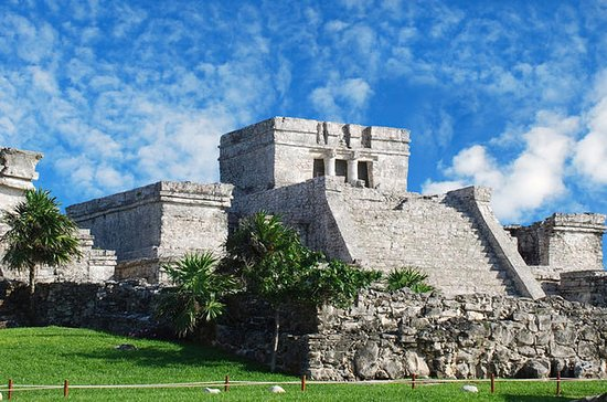 Private Tour: Coba and Tulum Ruins...