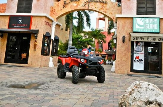 Aruba tour turistico in ATV