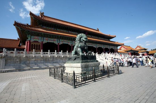 3-Day Private Beijing City Tour ...