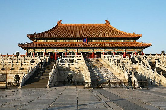 Tour de un día privado Pekín: Plaza de Tiananmen, Ciudad Prohibida...
