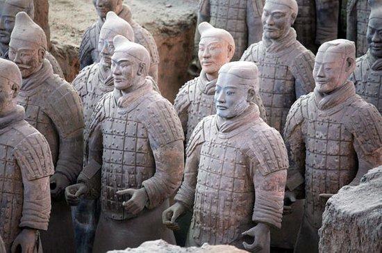 Tour privado de 2 días a Xi'an