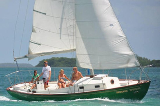Private 90 Minute Customized Sailing...