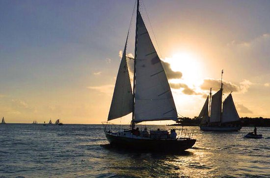 Private Sunset Sail with Cheese...