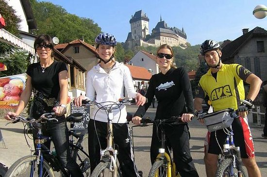 Small-Group Bike Tour to Karlstejn ...