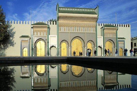 Tour privato: tour panoramico di Fez