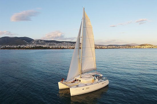 Luxury Catamaran Cruise from Athens ...