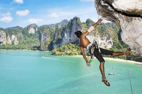 Half-Day Rock-Climbing Tours at ...