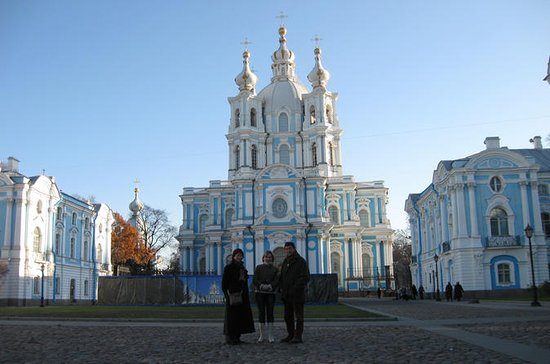 St Petersburg in A Day: Private City ...