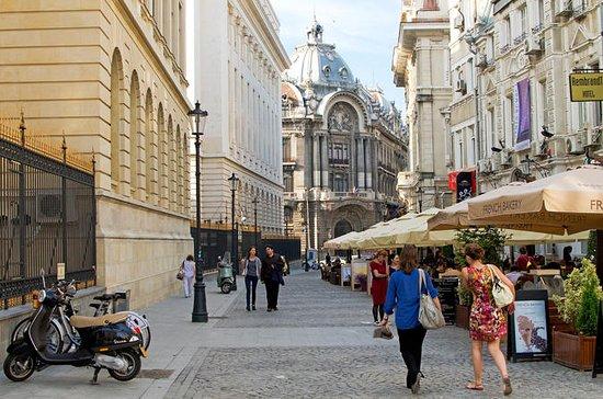 Excursão de meio dia em Bucareste