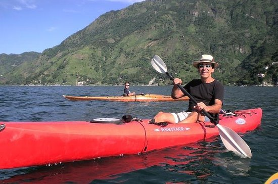 Kayak and Hike Adventure Tour from...