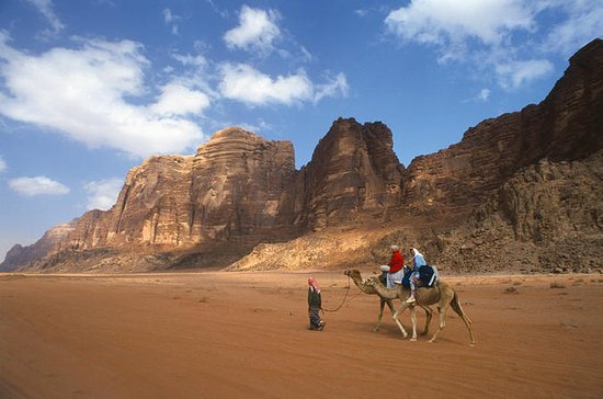 16-Day Ancient Egypt to Jordan Tour...