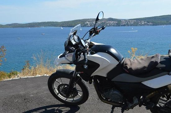 650cc Motorbike Rental from Turda