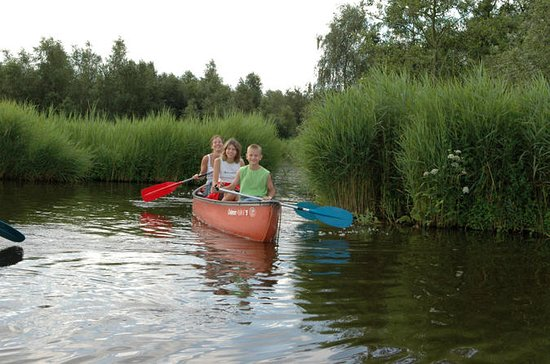 Guided Canoe Adventure with Picnic...