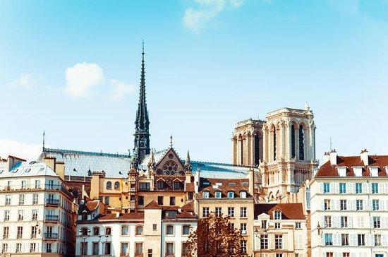 パリ・ツアーの中心:ワイン試飲のノートルダムとイル・ドゥ・ラ・シテ