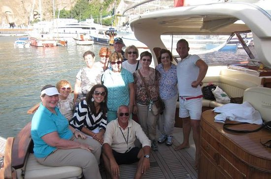 Amalfi Coast Boat Tour: Sorrento ...