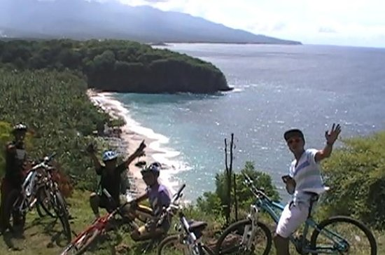 East Bali Bike Tour: Putung to Virgin