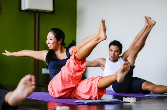 2-Hour Yoga and Massage Therapy...