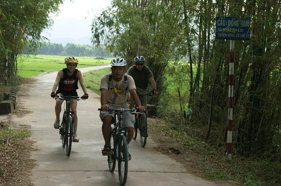 Bike Tour to My Son Sanctuary from...