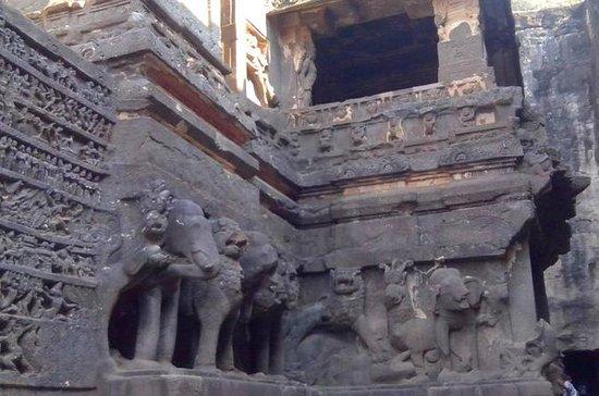 Aurangabad Private Tour: Ajanta And...