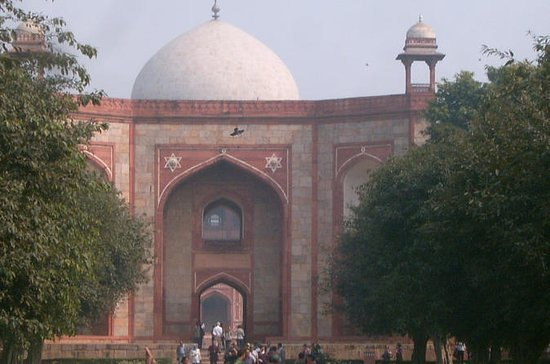 Private Tour: Taj Mahal and Agra City...