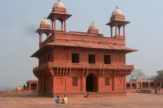 Private Tour: Fatehpur Sikri and...