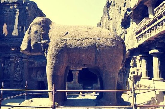 Private Tour: Ajanta Caves Day Tour...