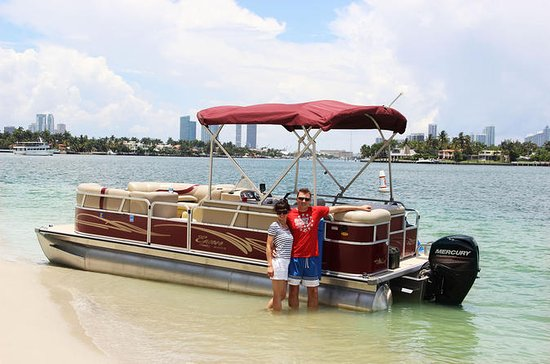 Pontoon Rental in Miami
