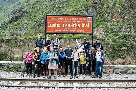 8-dagers Classic Inca Trail Reis til...