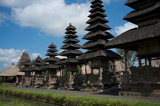 The Heartland of Bali Tour:Taman Ayun Temple, Lake Beratan and Pura...