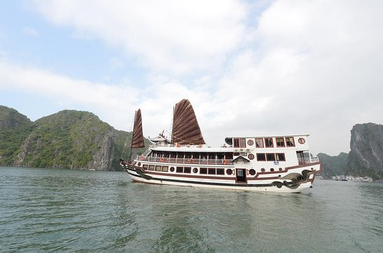 Halong Bay 2-dages Royal Palace Cruise