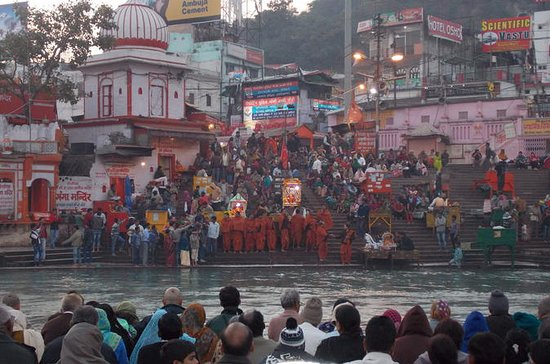 Private Tour: Haridwar Sightseeing...