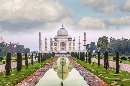 Full-Day Private Taj Mahal and Agra