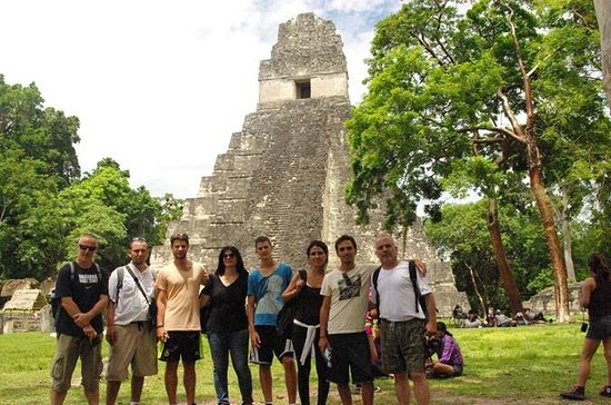 Day Trip to Tikal with Optional ...