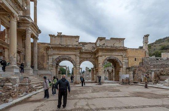 Excursão às Ruínas de Éfeso, Casa da...