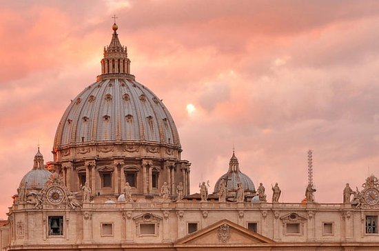 Skip the Line: Vatican Experience Tour