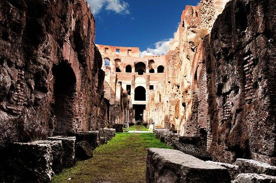 Small-Group Tour: Colosseum ...