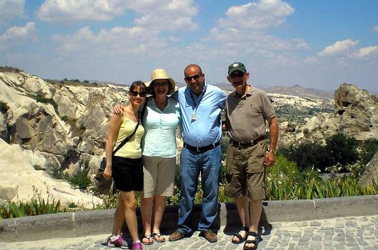 Overnight Cappadocia tour with...