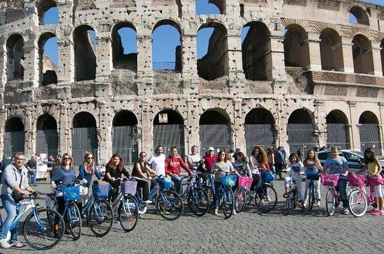 Rome One Day Bike Tour: City Center...