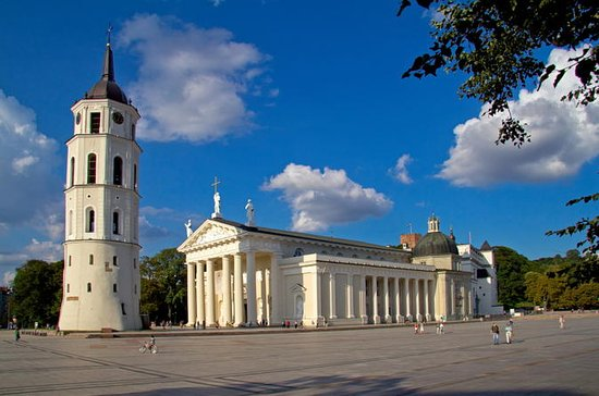 Private Vilnius Old Town Walking Tour