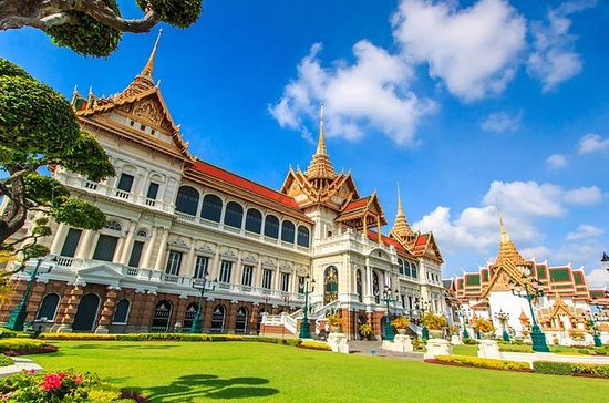 Private Guided Day Tour: Bangkok and...