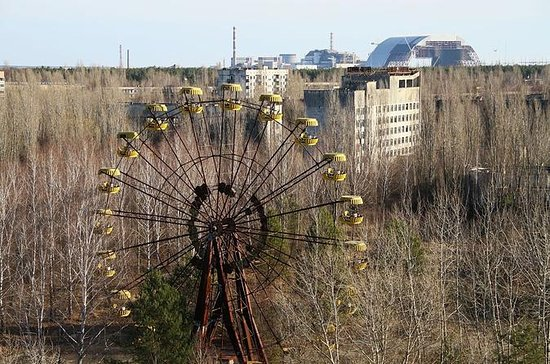 Chernobyl Tour from Kiev